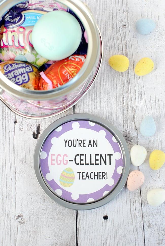 Easter Teacher Gift