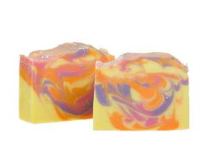 Crazy Love Bath and Body Dancing Sunrise Soap