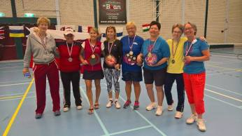 Amsterdam 2016-WD medal winners (Gold!)