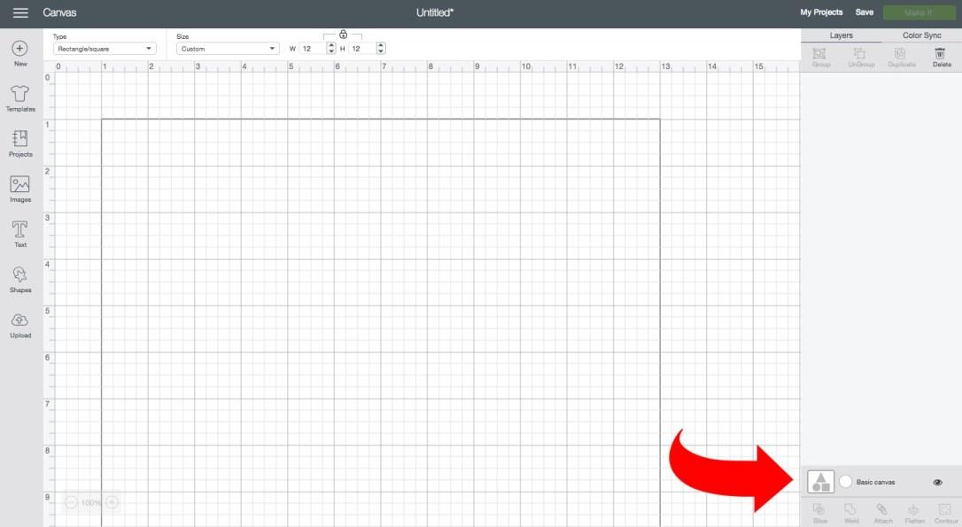 Cricut Design Space Toolbar - An Instructional Guide- Crazy