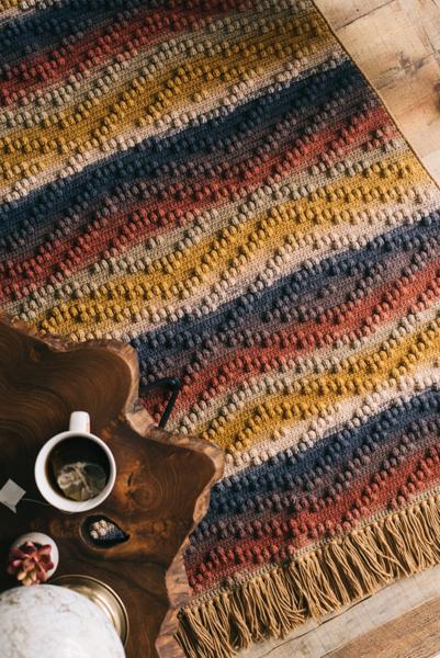 13+ Crochet Patterns using Mandala Yarn (or Similar Yarn
