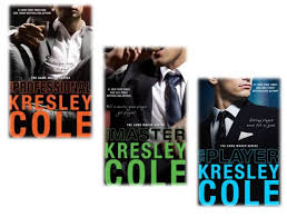 English Book: The Game Maker series by Kresley Cole