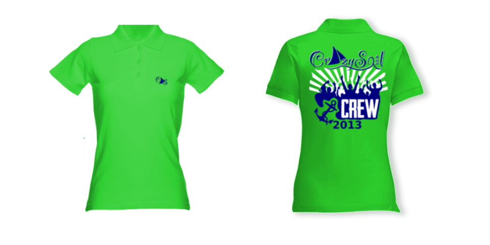 CrazySail, shirts, girls