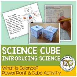scientific method cubing