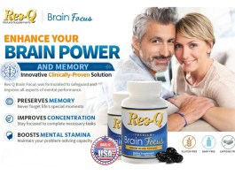 Res-Q Brain Focus