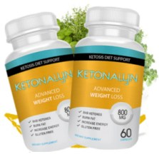 KETONALYN Ketosis Diet