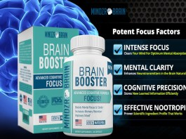 Mindzr Brain Booster Supplement
