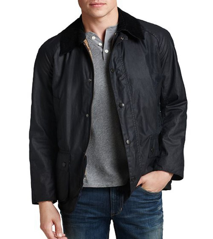 Waxed-Cotton Jacket