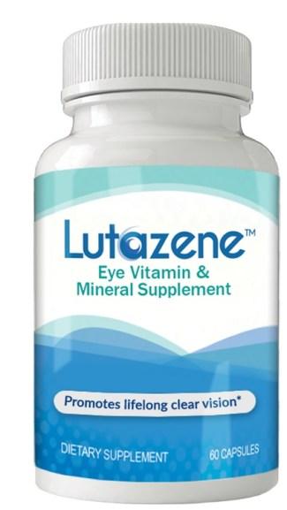 Lutazene Eye Vitamin