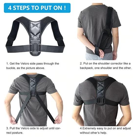 RightBack Posture Corrector