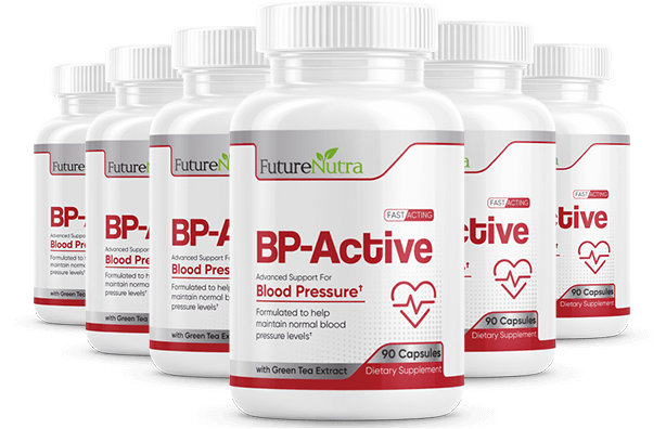 Future Nutra BP-Active Reviews: Advanced Support For Blood Pressure