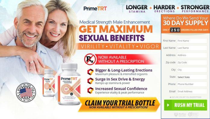 Prime TRT Male Enhancement