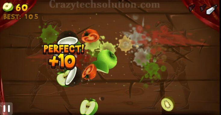 Fruit Slice 20MB Games