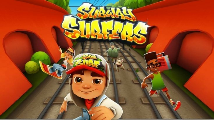 Best Arcade Games, Subway Surfers, Best Arcade Games for Android