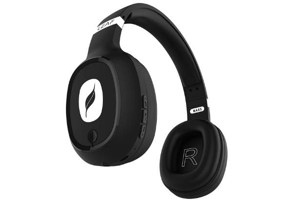 Leaf Bass 2 Wireless Bluetooth Headphone,Best Headphones Under 2000 in India