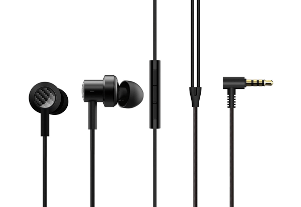 Mi Dual Driver Earphone, Best Earphones Under 1000 with mic in India