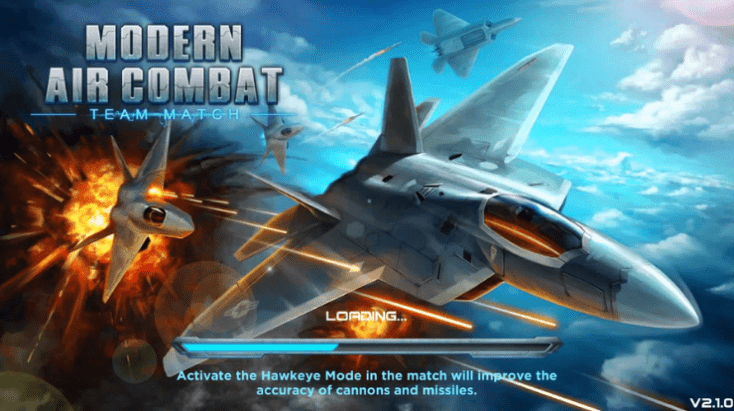 Modern Air Combat: Team Match,Best Action Games for Android