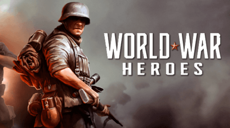 World War Heroes: WW2 FPS,Best Action Games for Android