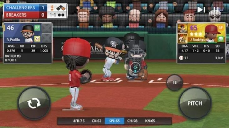BASEBALL 9, Best Sports Games for Android