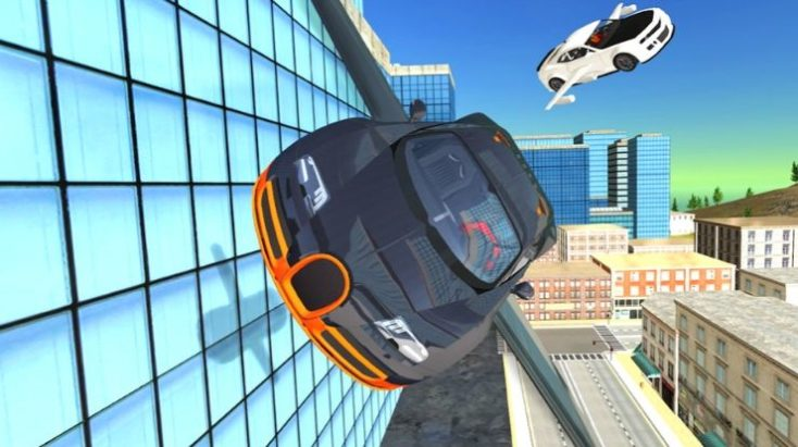 Flying Car Transport Simulator, Best Simulation Games for Android