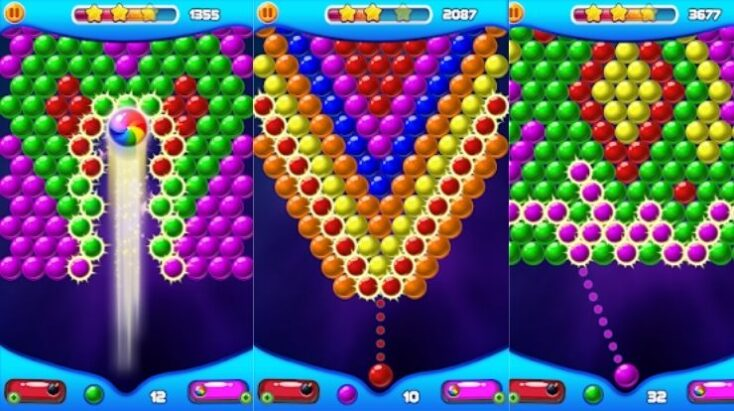 Bubble Shooting 2 20MB Games