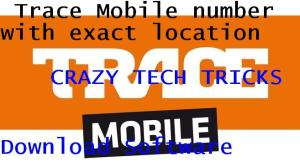 trace mobile number
