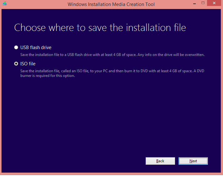 Download Windows 8.1 and Install