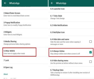 How to Keep WhatsApp Online All the Time on Android or iPhone without turning Screen On
