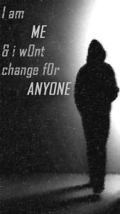 would not change