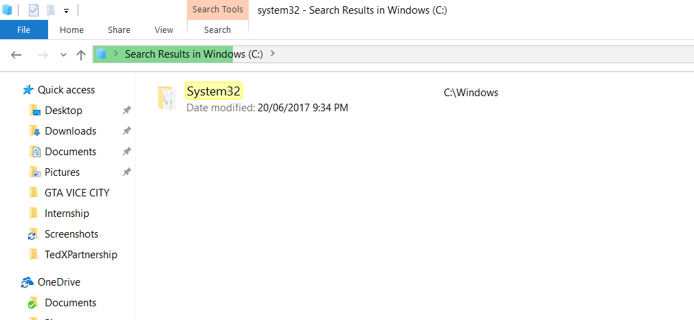 "How to Fix ""This copy of Windows is Not Genuine Using Deleting SLUI.EXE , System32 folder in the search box then find the slui.exe file in a similar way"