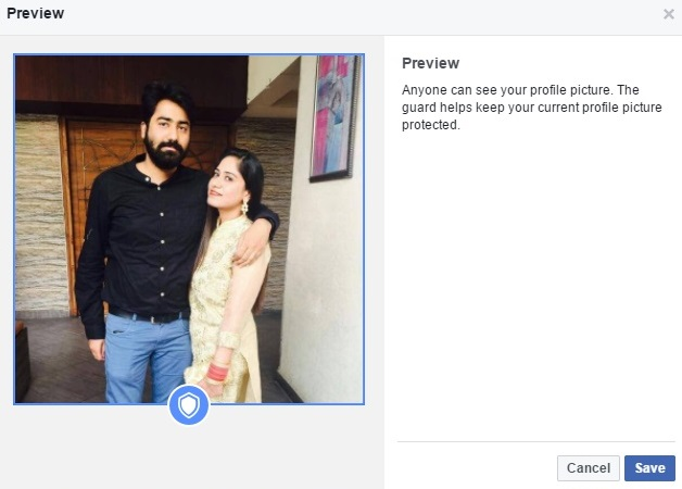 How to make all photos album private on Facebook It will show you the preview of your Picture