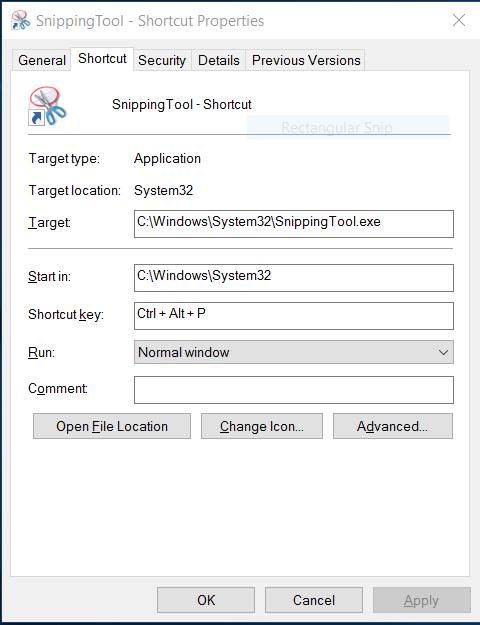 Screenshots on Windows 10 PC-Laptops