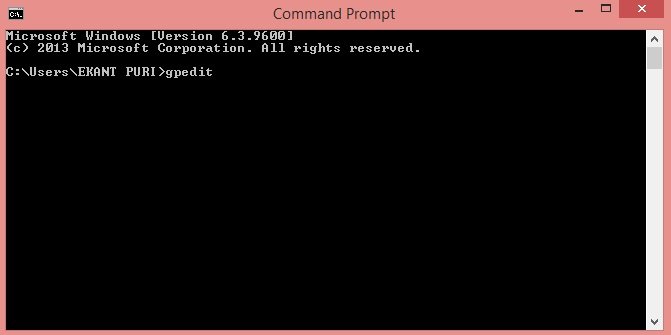 How to Check Group Policy Applied Command line or Command Prompt