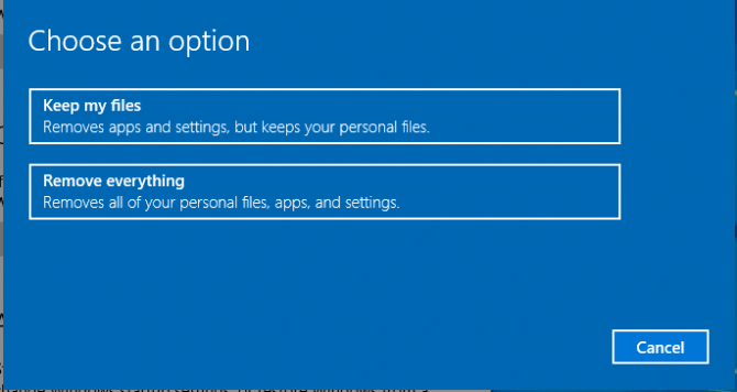 click on Remove everything. It will be better for you and your PC to start from fresh- How to Reset Windows 10 on PC-Laptop Without any Software- CD or Password