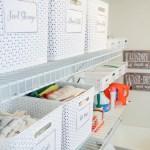 Easy As Pie Laundry Room Organization