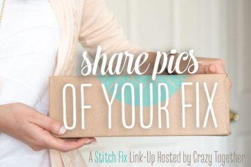 Stitch Fix Review link up