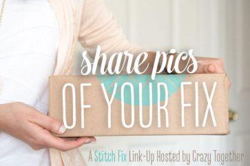 Stitch Fix Review link up