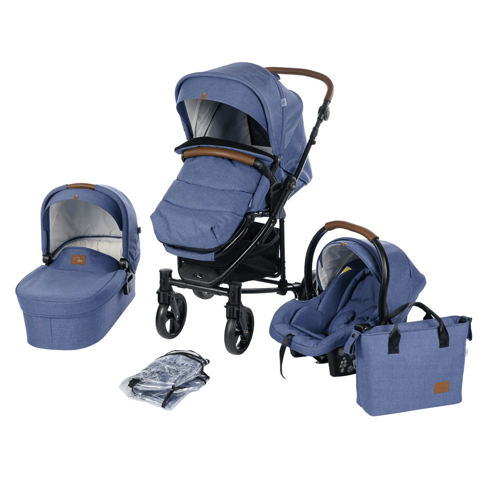 Roma Vita 2 Travel System - Blue