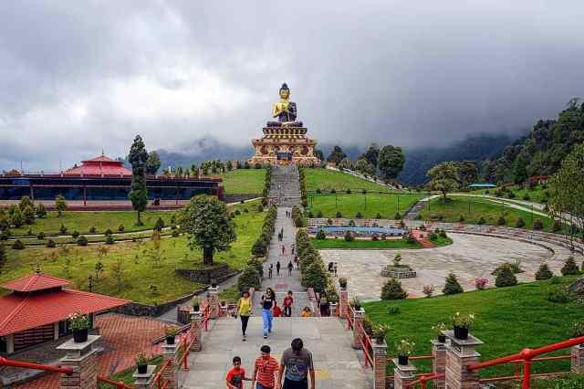 North East Ravangla, Sikkim