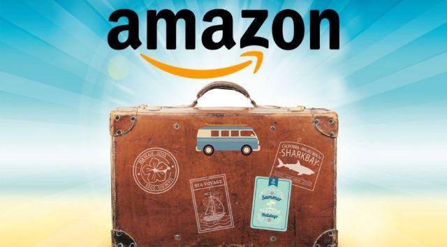 travel shopping amazon