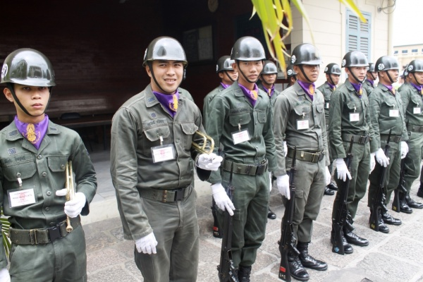 Soldiers of King's army