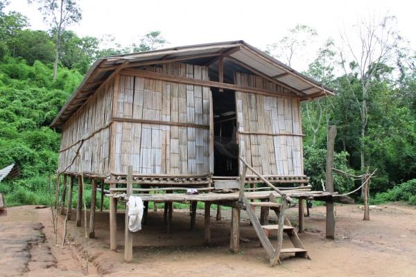 Thailand hut