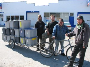 Goshen Re-Cycles Employees