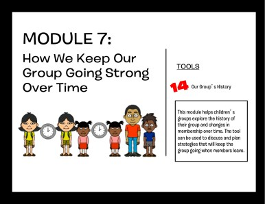 Module 7: How We Keep Out Group Going Strong Over Time