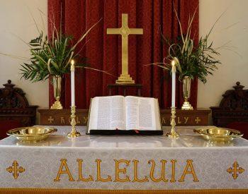 Altar Closeup