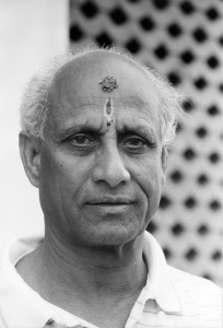 Portrait de Shri Mahesh