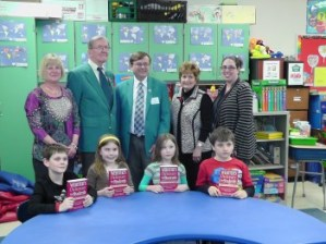 City Elks Donate Dictionaries