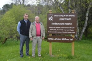 Westrom Fund Cares for Bentley Preserve