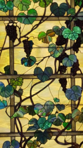 Tiffany Glass (Met Museum)