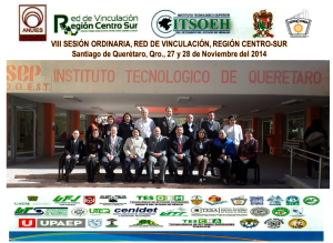 Foto Oficial ANUIES-ITQ